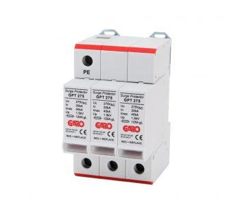 Overspenningsvern GPT 275 3 Pol TN/TT-0