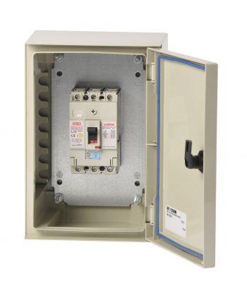 I-Box Tett IP65 M/Eff.bryter-0