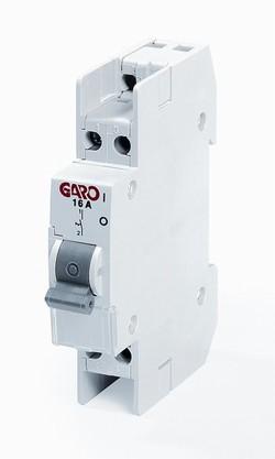 GARO Bryter GS216 2p 16A 1mod.-0