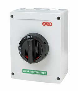 Sikkerhetsbryter SBG 640-0