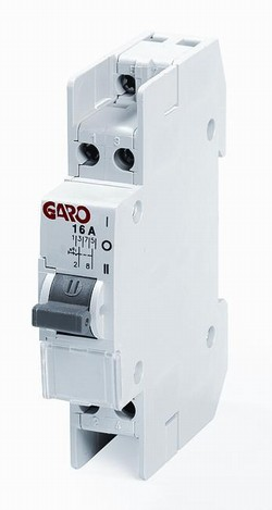 GARO 1-0-2 Vender 2 pol. 16A -0