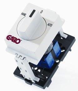 GARO H-O-A bryter 2pol 2mod 10-0