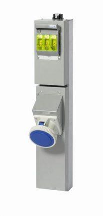 GPI-3M kassett 125Amp 230V-0
