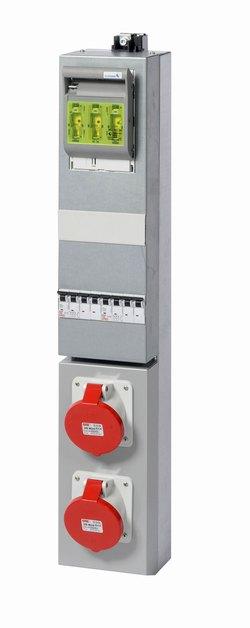 GPI-3M kassett 2x63Amp 400V-0