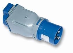 Adapter 216-6 til Schuko216-2424