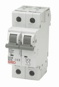 MCB Automatsikring 2pol 10C-2202