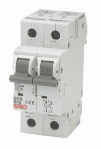 GARO MCB Automat 2p 20A D kar-2182
