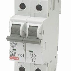 GARO MCB Automat 2p 32A D kar-0