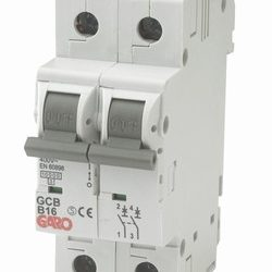 GARO MCB Automat 2p 32A D kar-2180