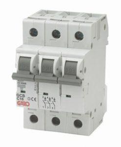 MCB Automatsikring 3pol 20C-0