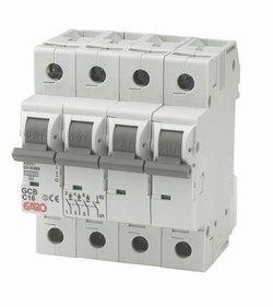 MCB Automatsikring 4pol 63C-0