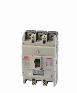 Effektbryter GE250-SJ 3P 160A -0