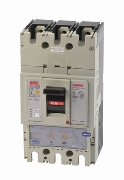 Effektbryter GE630-NE 3pol 630-0