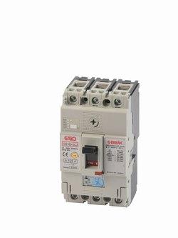 Effektbryter GS160-SCJ 3P 100A-0