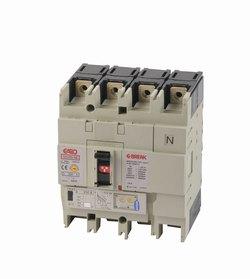 Effektbryter GS250-NE 4P 250A -0