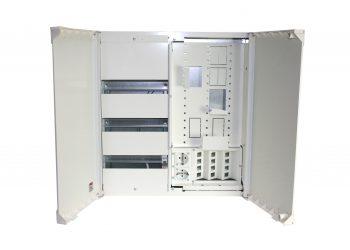 Kombiskap NIM 75-3/36MU Kompl. WIFI-0