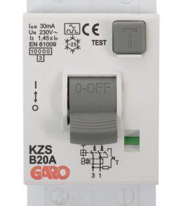 Kombiautomat KZS 2P 2Mod 13B-2027