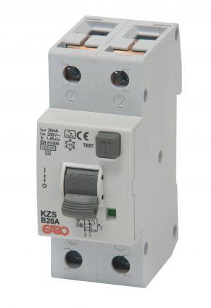 Kombiautomat KZS 2P 2Mod 15B-0