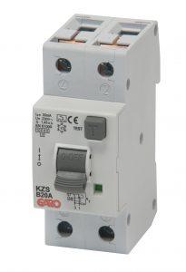 Kombiautomat KZS 2P 2Mod 25C-2003