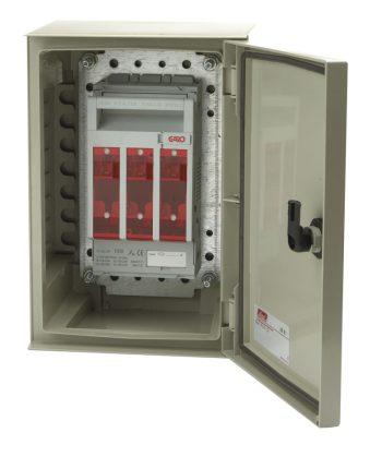 I-Box Tett IP65 M/Skillebr.-0