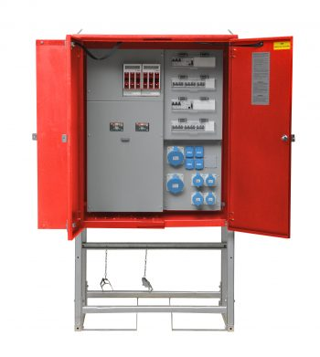 Hovedsentral 230V 250 Amp-0