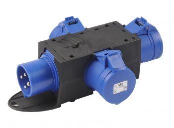 TRIXO 16A 230V Forgrening-0