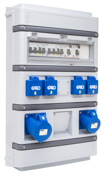 GARO G-BOX Uttakssentral-0