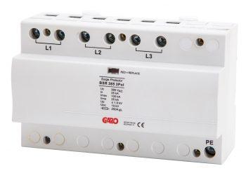 Overspenningsvern BSR 385 3 Pol 230V IT -0