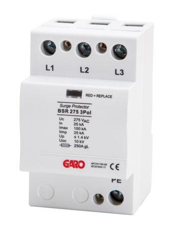 Overspenningsvern BSR 275 3Pol TN/TT-0