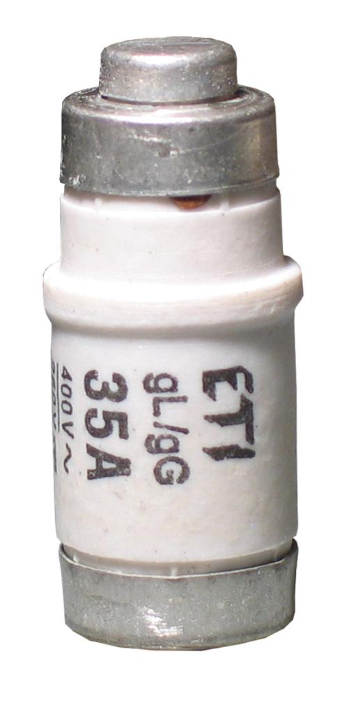 Smeltesikring D02 E18 63 Amp-0