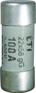 Smeltesikring CH22   80 Amp  gG 500V-0