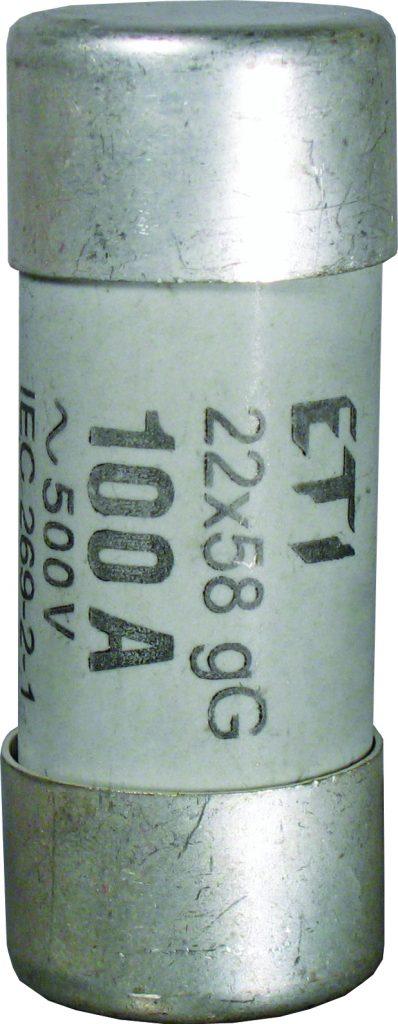 Smeltesikring CH22 63 Amp gG 500V-0