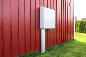 Kabelbeskyttelse 89Cm GUM-N 399-3203
