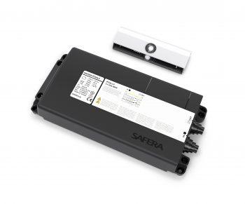 Komfyrvakt SR3 3Fas+N med batteri sensor. FG godkjent.-0