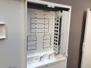 Kombiskap KMN-N 60-3 UTEN bunnkasse.-3551