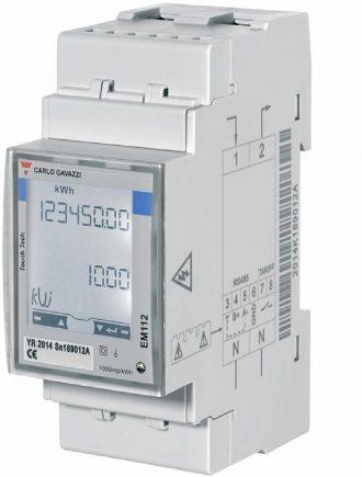 Måler Enfase EM112 puls-direkte 100A-0