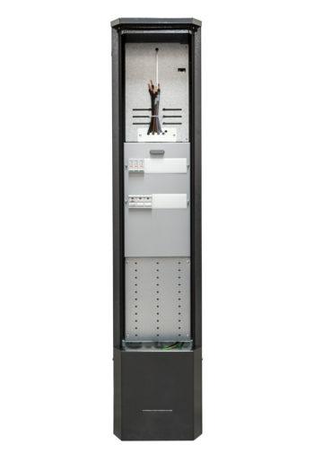 Målerskap komplett ferdigkoblet MMLK-D 230V-0