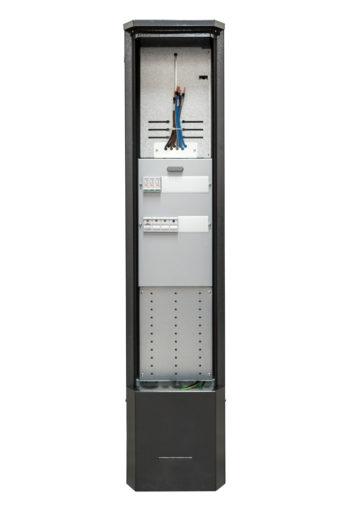 Målerskap komplett ferdigkoblet MMLK-D 400V-0