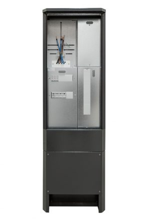 Målerskap komplett ferdigkoblet MMLK-C 400V-0