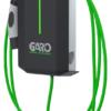 Hjemmelader med fast kabel Type2. 7,4kW GHL-FK T2 - 7,4-0